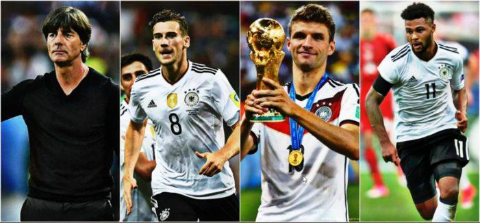 Alemania B es campeón de la Confederaciones