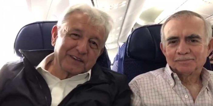 AMLO viaja a Sudamérica; se reunirá con presidentes de Ecuador y Chile