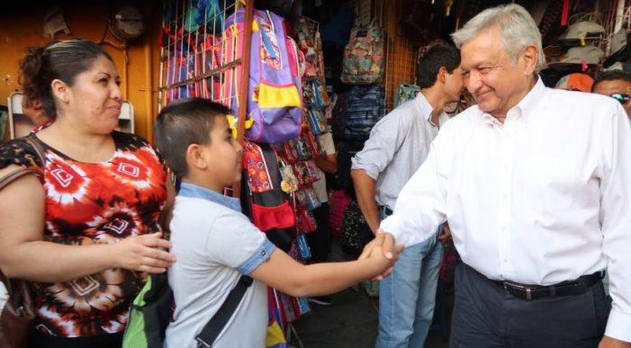 Peña, Salinas, Fox y Calderón se reúnen en Los Pinos para conformar alianza contra Morena: AMLO