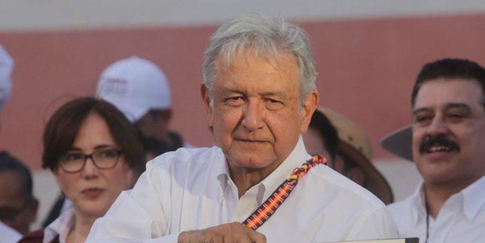 Encuesta del Gobierno revela que AMLO lidera las preferencias electorales