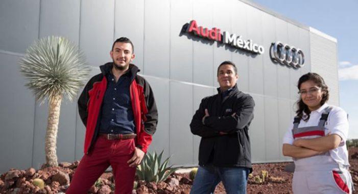 Audi despedirá a 600 trabajadores en Puebla
