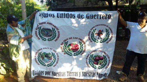 Surge grupo de autodefensa en la sierra de Zihuatanejo