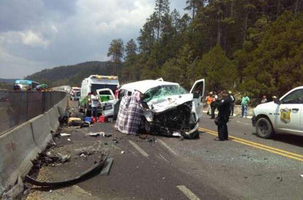 Capufe evade responsabilidad en accidentes de la autopista Durango-Mazatlán