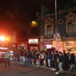Bar de la Roma registra incendio debido a un corto circuito