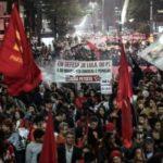 Abarrotan las calles de Brasil en defensa… y en contra de Lula