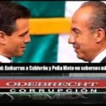 'Odebrecht sobornó a funcionarios de Calderón y Peña y siguen sin castigo': AMLO