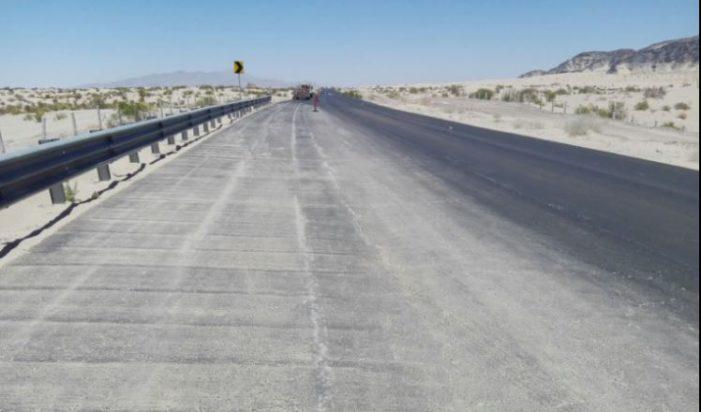 Peña Nieto inaugura canal lleno de fallas en Mexicali