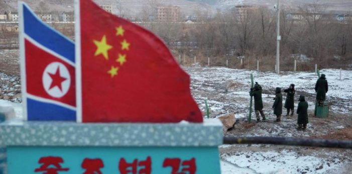 China se prepara ante una crisis con Corea del Norte