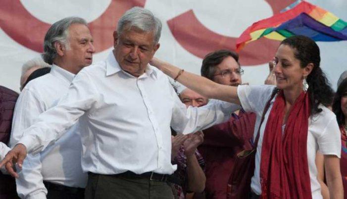 'Popularidad de Morena es por AMLO, el mejor jefe de gobierno': Sheinbaum
