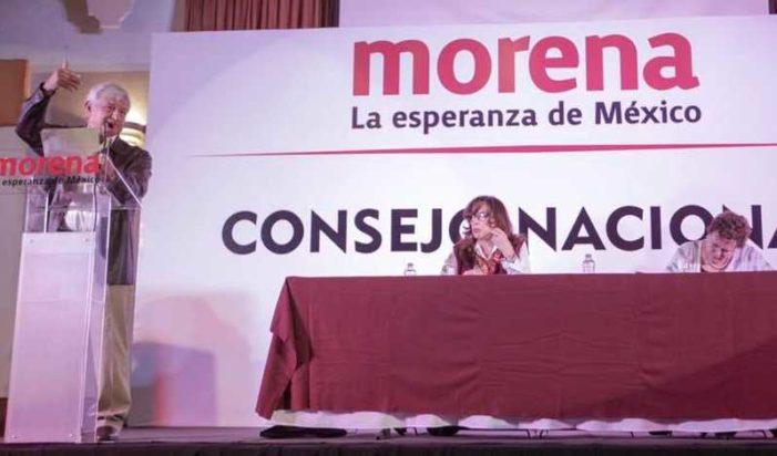 Morena elegirá por consenso o por encuestas sus candidatos en 2018