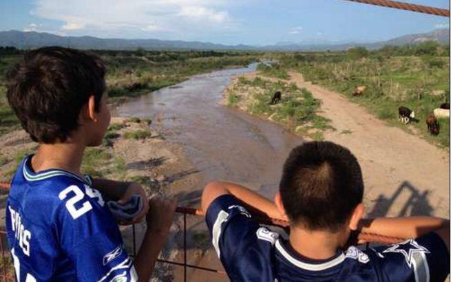 Grupo México no a limpiado el agua del río Sonora ni a brindado atención médica a afectados