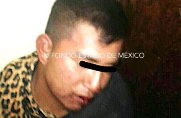 Disparó contra policía para robarse una moto; fue detenido en Ecatepec