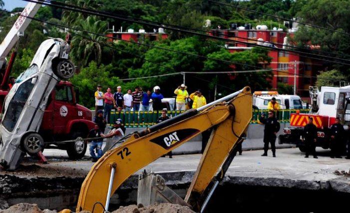 Perú inhabilitó  empresa a cargo del Paso Exprés por presentar documentos falsos