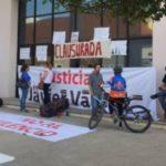 Protestan en Sinaloa a dos meses de la muerte de Javier Valdez