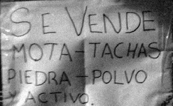 Desmantelan 'narcotiendita' itinerante en Tepito