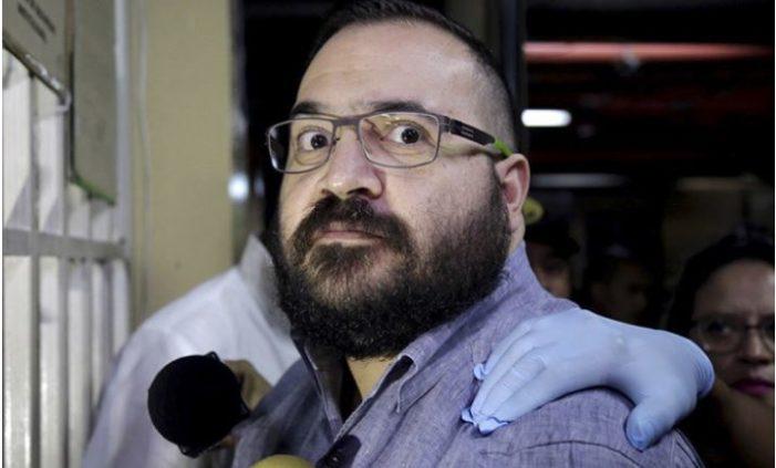 Ciudadanos pagarán 269 mil pesos por cuidar a Duarte en Reclusorio Norte