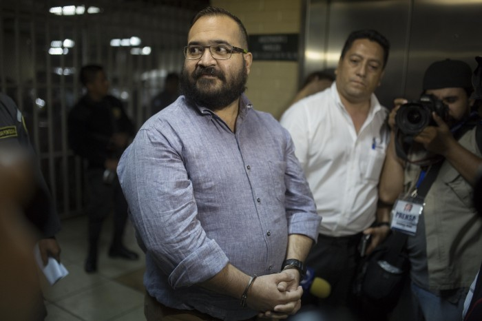 Niegan amparo a Duarte, quería frenar procesos por lavado y crimen organizado