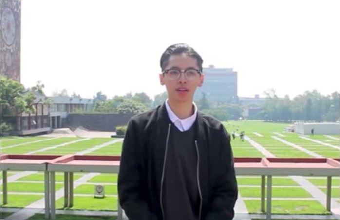 Joven con examen perfecto de la UNAM rechaza beca de Tec. De Monterrey