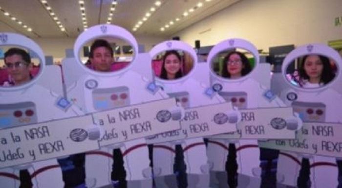 Ganan beca de la NASA estudiantes mexicanos