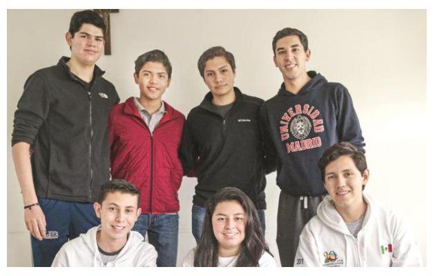 Mexicanos formarán parte de la primer olimpiada mundial de robótica