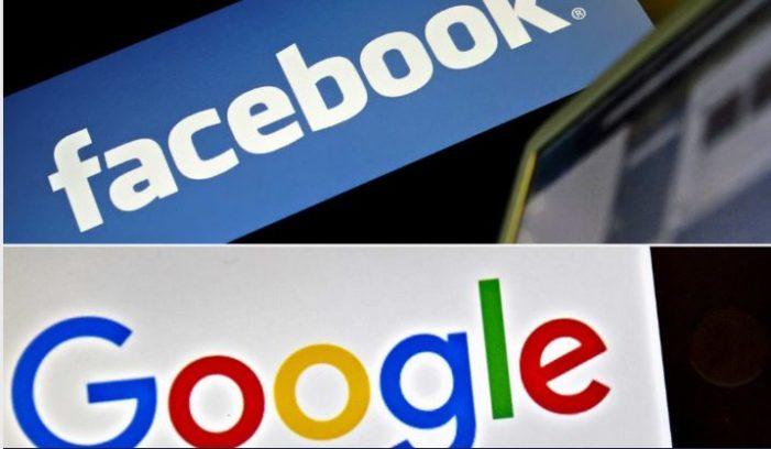 Medios de EU se ponen en contra Google y Facebook por dominar noticias