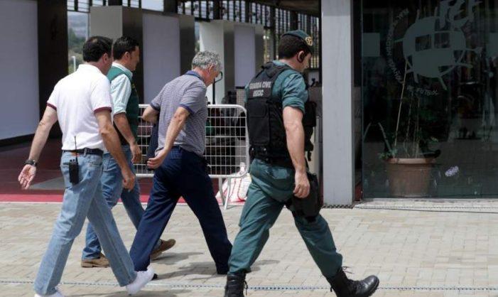 Detienen al presidente de la Federación Española de Futbol por corrupción