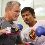 Entrenador de Manny Pacquiao le recomienda retirarse