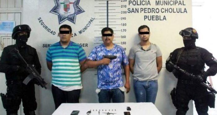 Hijo de funcionario de Puebla es detenido por secuestro y extorsión