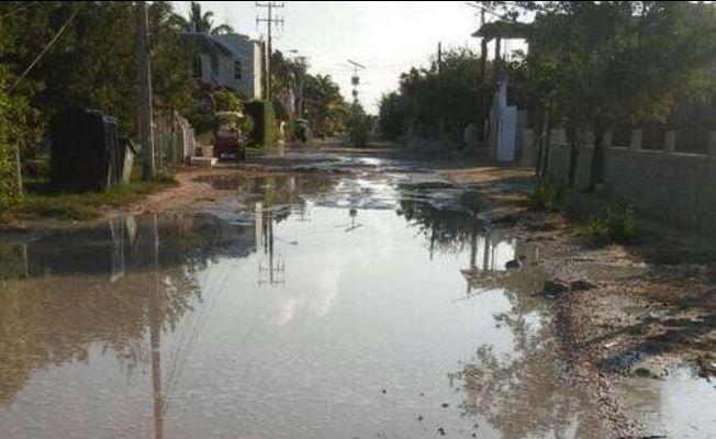 Alerta en Holbox por falta de agua, habitantes están abandonando la isla