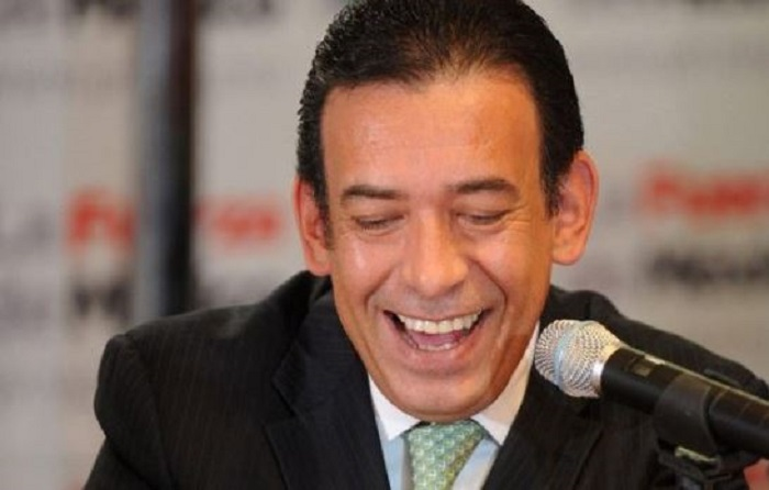 Moreira no se rinde; quiere ser legislador en 2018