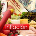Inflación en México se dispara a 6.44%; la más alta en 9 años