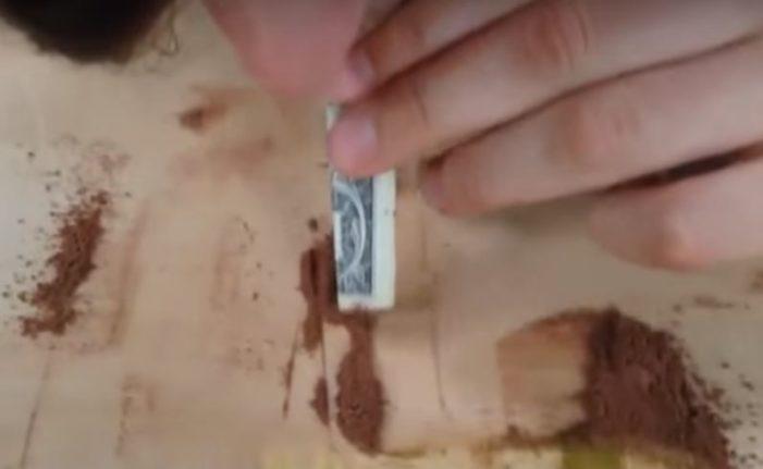 Inhalar chocolate, la nueva moda en drogas