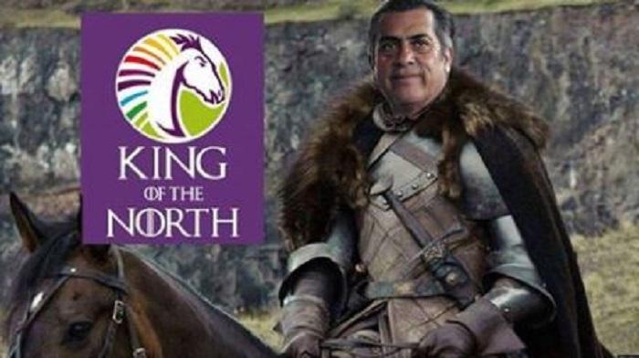 Se burlan de 'El Bronco' por meme del 'Rey del Norte'