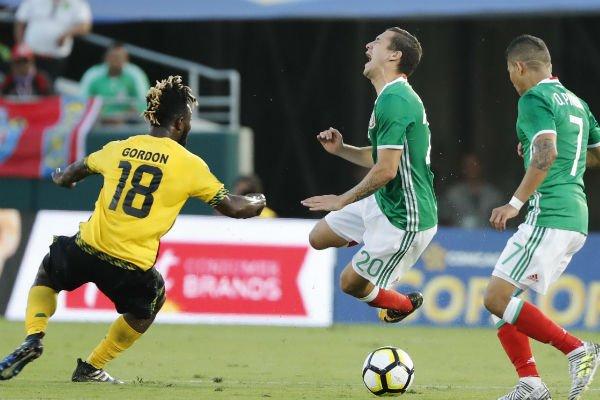 Jamaica elimina a México en la semifinal de la Copa Oro