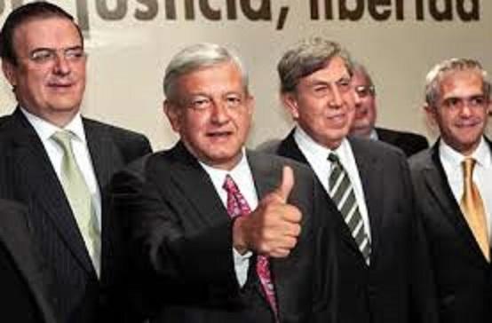 Renuncian 45 mil militantes del PRD; se van a Morena