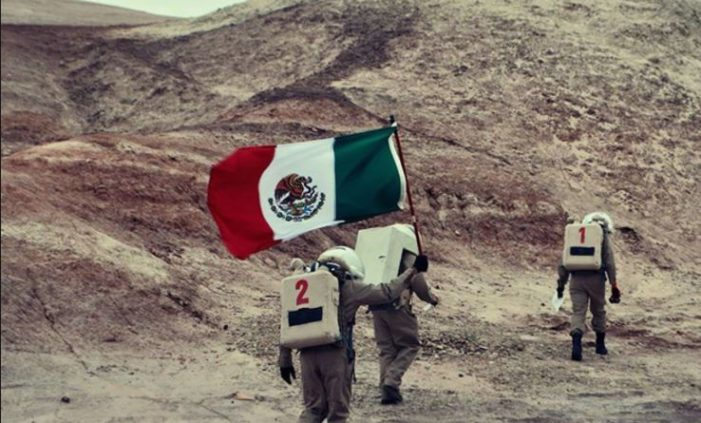 Jóvenes mexicanos participan en misión análoga a Marte que inicia hoy