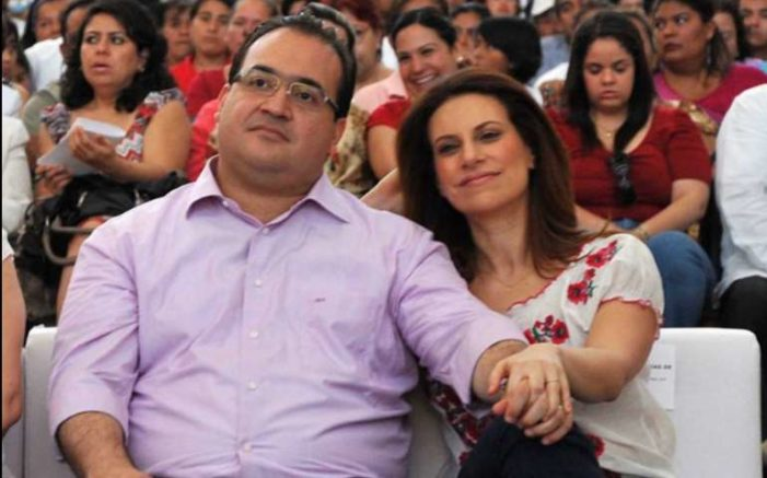 Revelan que esposa de Duarte era quien ordenaba operaciones ilícitas