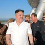 Kim Jong-Un: 'el misil fue un regalo para los bastardos de EU por su día de independencia'