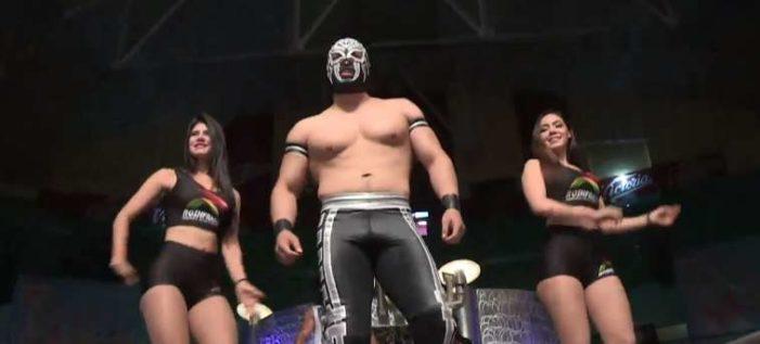 'La Sombra' vuelve aparecer en el CMLL