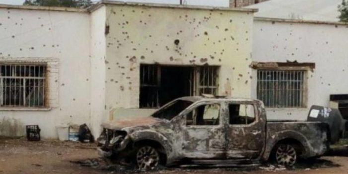 Al menos 14 muertos por enfrentamiento en Las Varas, Chihuahua
