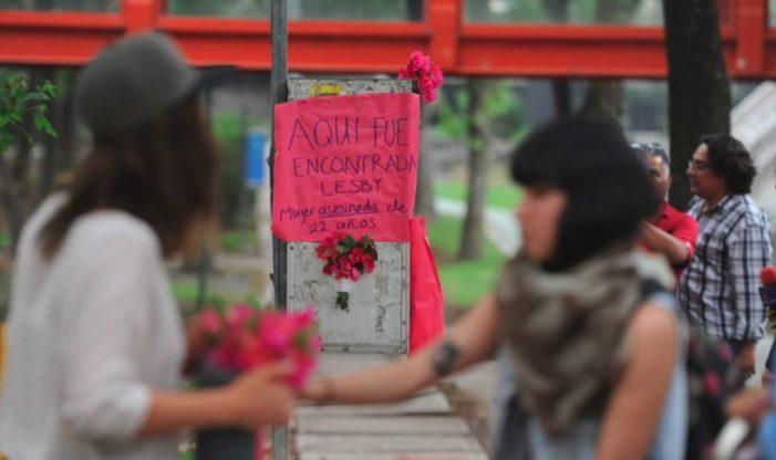 Resuelven reclasificar caso Lesvy como feminicidio agravado
