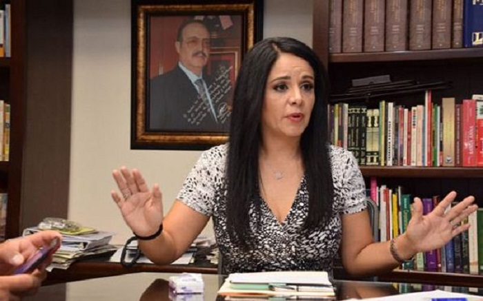 Pide senadora del PRI destitución de Ochoa Reza por gángster