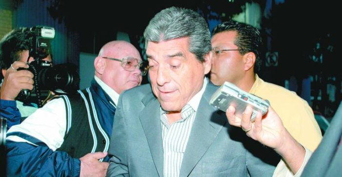 Lino Korrodi, fundador de 'Amigos de Fox' se suma a AMLO,