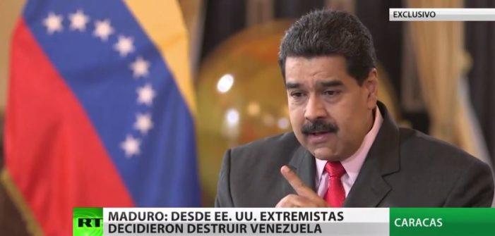 Nicolás Maduro dice que su peor error fue subestimar a la oposición