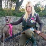 Melania Capitán, una famosa cazadora se suicida