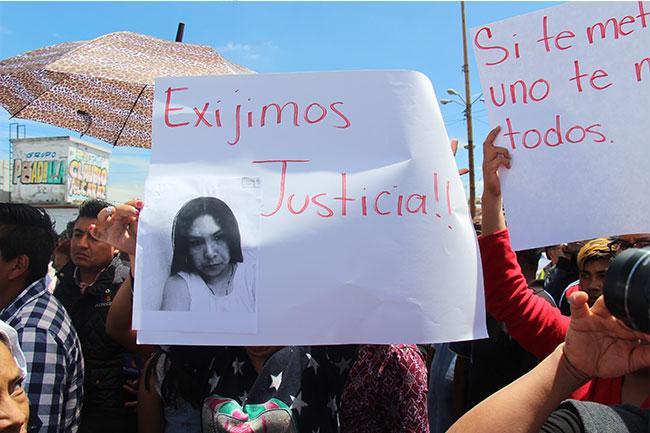 ONU condenan el asesinato de la defensora de derechos humanos Meztli Sarabia