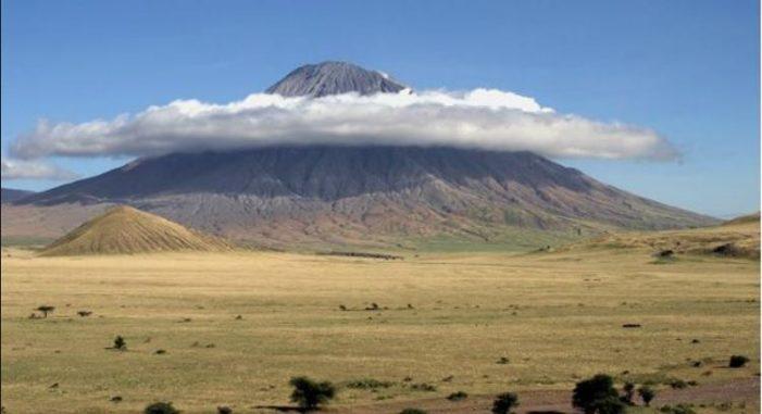 'La Montaña de Dios' amenaza con causa una enorme catástrofe