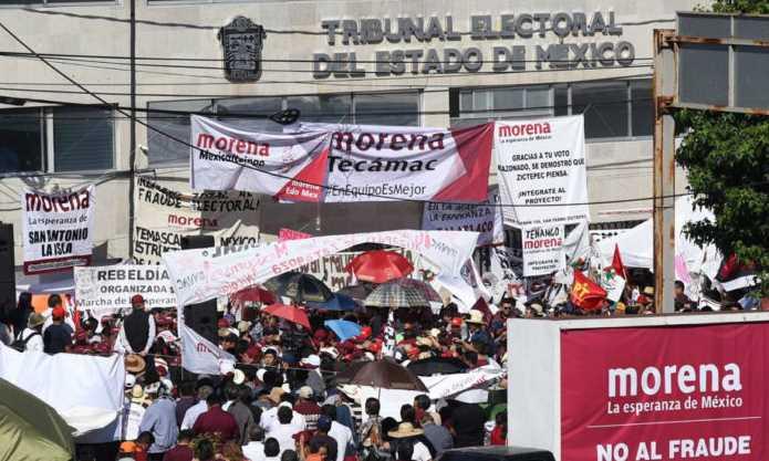 Tribunal rechaza recuento voto por voto en Edomex; anula 79 casillas de las más de 18 mil
