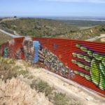 Mural en la frontera de México competirá por Récord Guinness