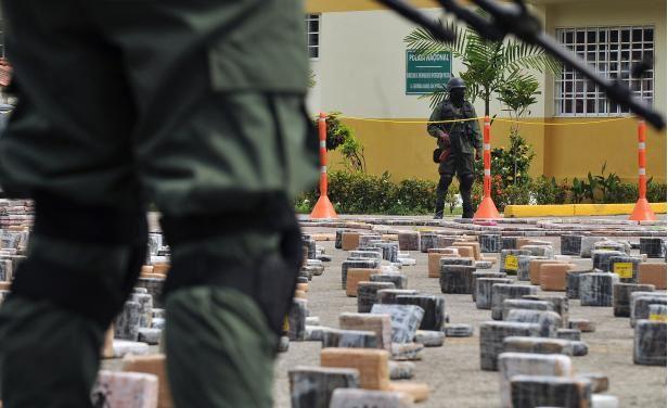 África el nuevo punto clave del narcotráfico mundial